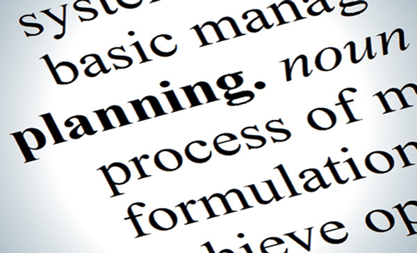 definition of planning process